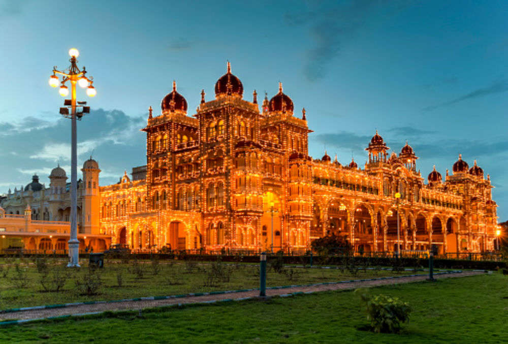 Mysore is hosting a Winter Festival to promote tourism