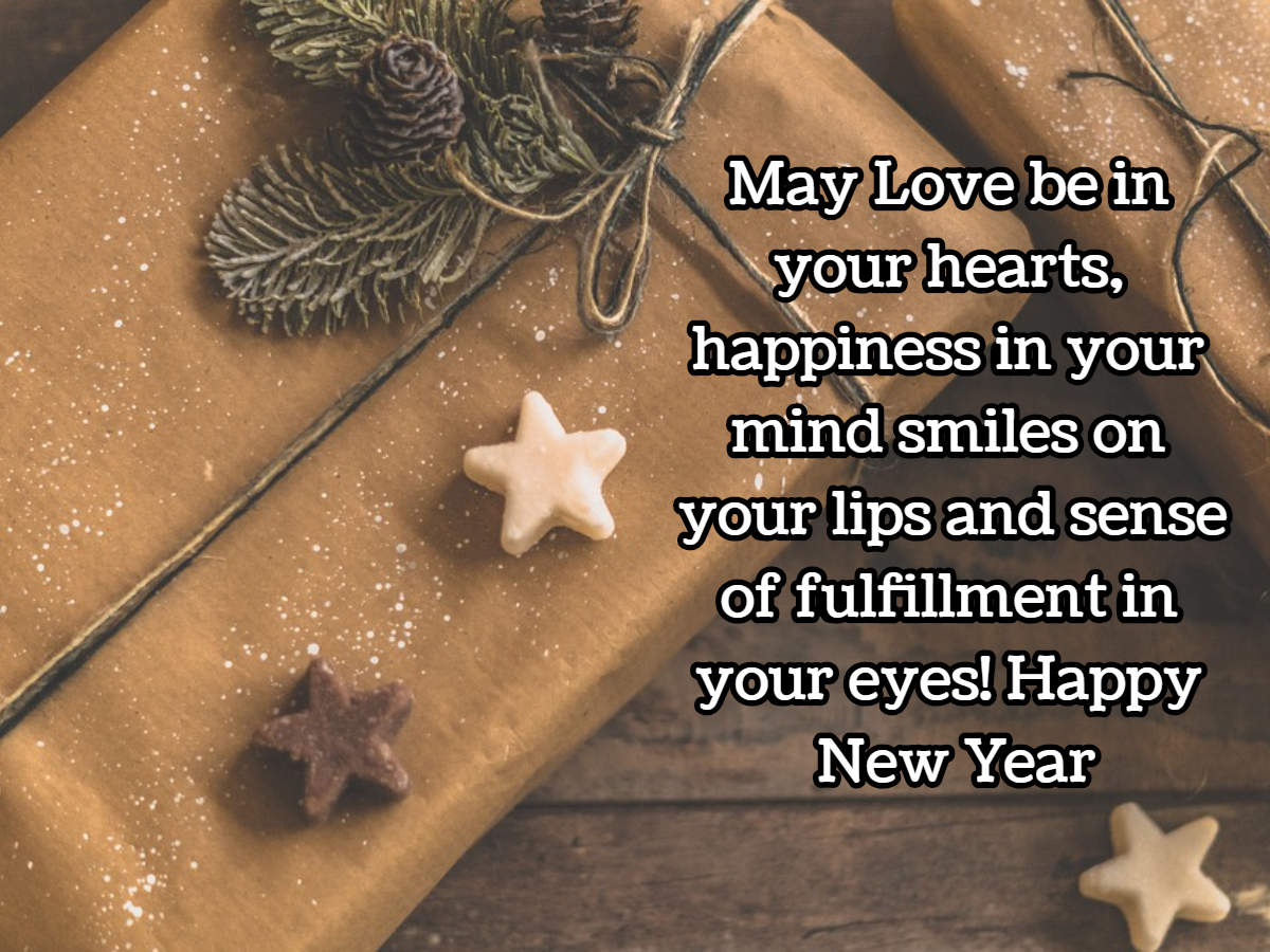 Happy New Year 2020 Wishes Messages Sms Quotes Images
