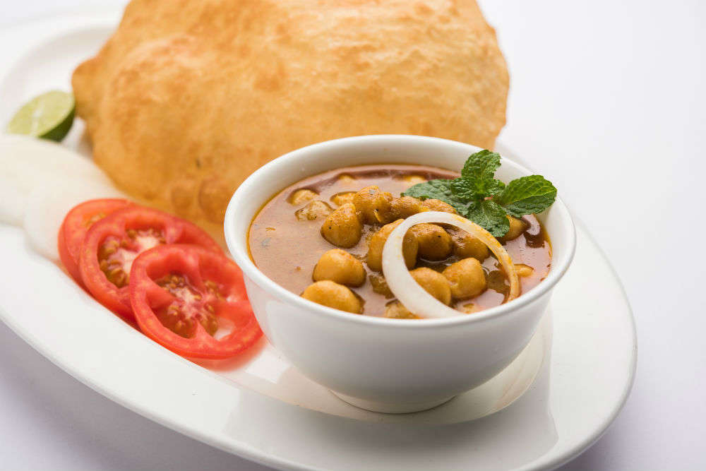 6 places to find delicious Chole-Bhature in Delhi