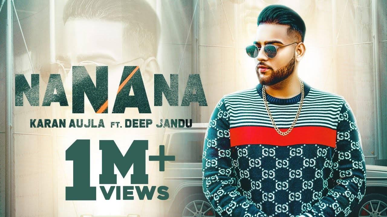 Latest Punjabi Song Na Na Na Sung By Karan Aujla Punjabi Video Songs Times Of India