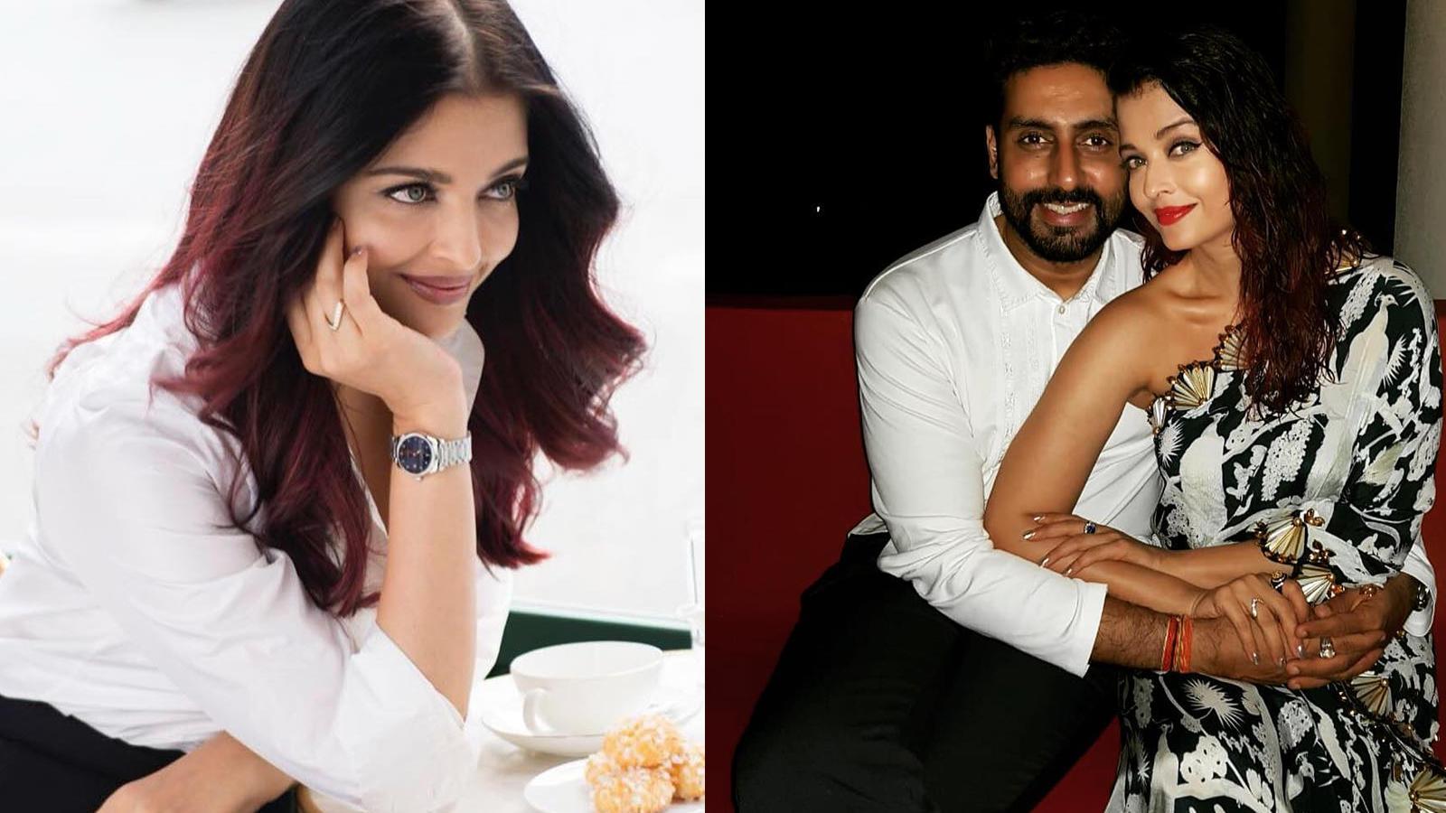 Aishwarya Rai Bachchan recalls how Abhishek Bachchan proposed to her    Hindi Movie News - Bollywood - Times of India