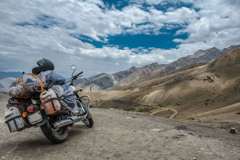 A biker's ride from Delhi to Spiti Valley, the only itinerary you will ever need