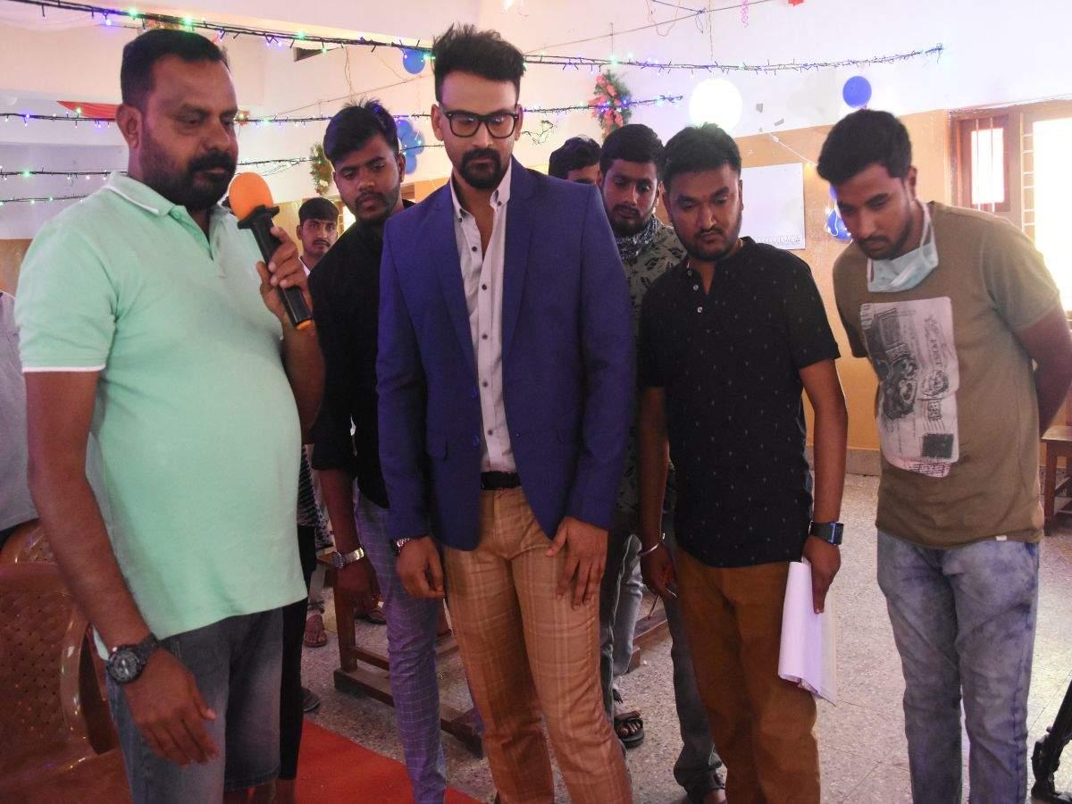 Madras Eye launches Totapuri shoot in Mysuru