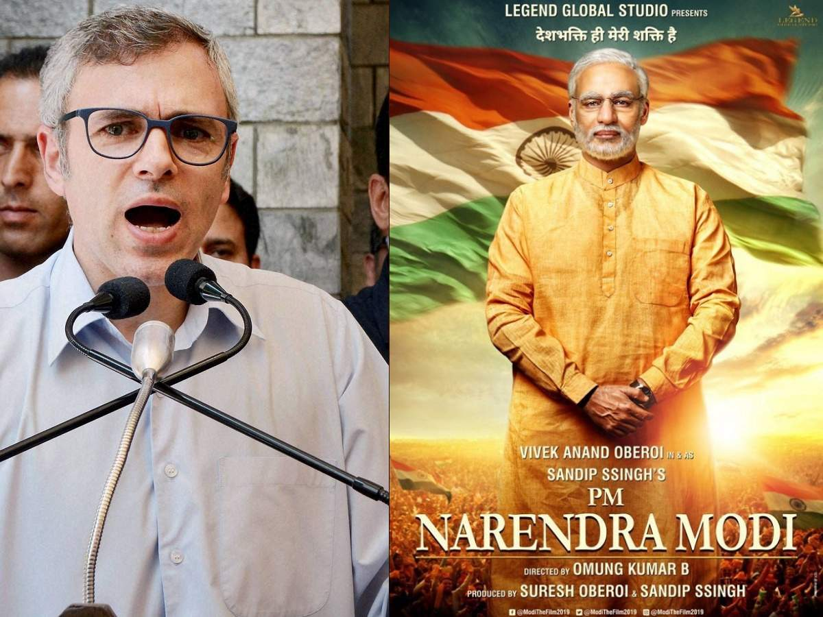 This is what Omar Abdullah has to say about Vivek Oberoi who plays PM Narendra Modi in the biopic