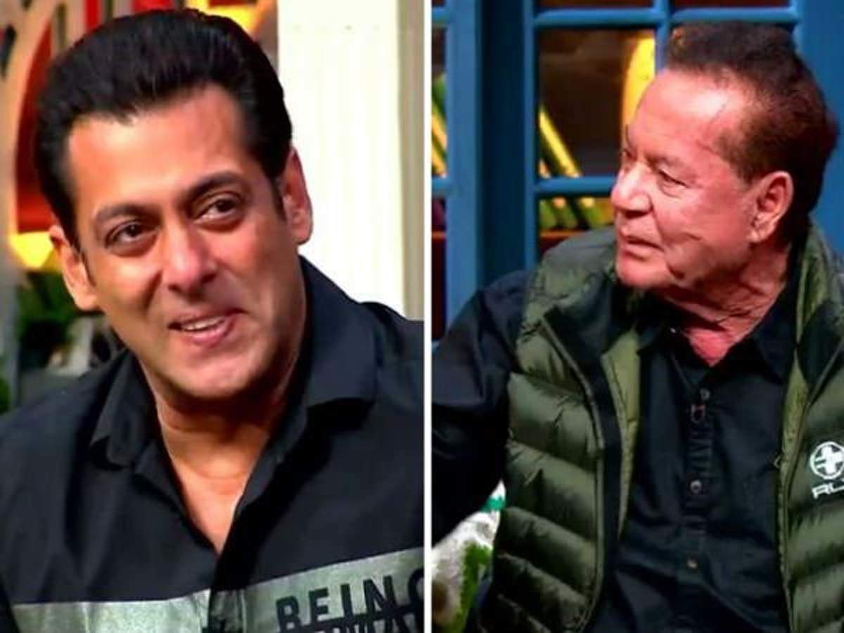 This is how Salman Khan obtained his exams with leaked papers reveals father Salim Khan