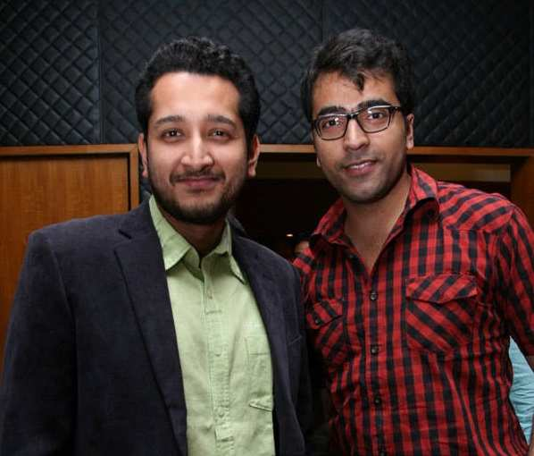 When does Parambrata manage Abir Chatterjee