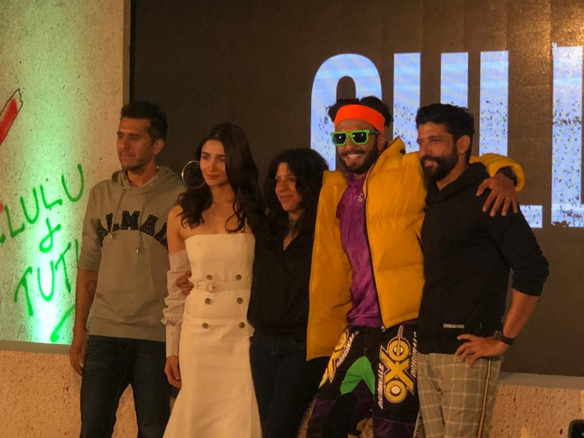 'gully Boy': Director Zoya Akhtar Talks About Her Inspiration Behind The Film, Actor Ranveer Singh And More | Hindi Movie News