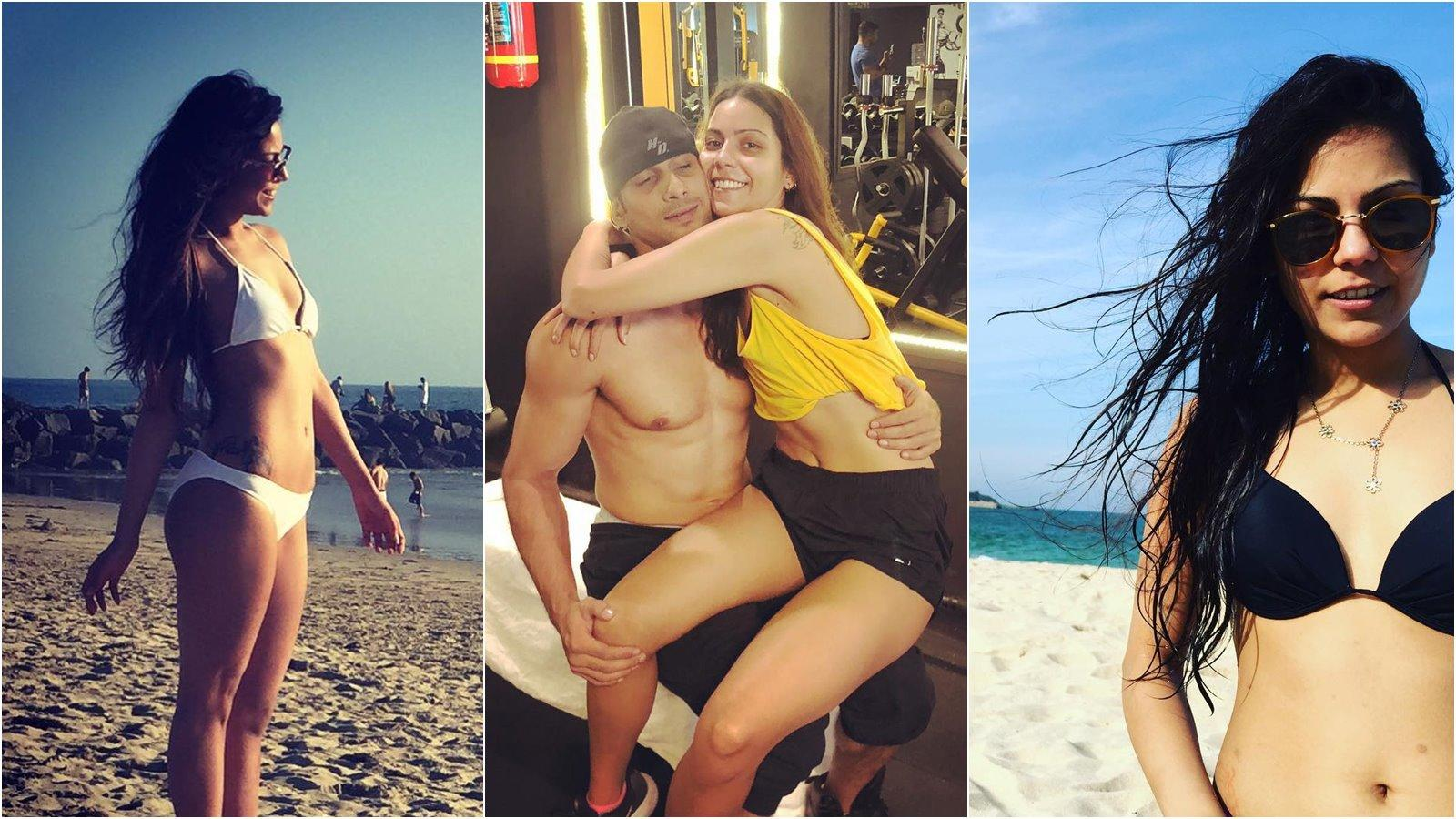 See Prateik Babbar's soon-to-be wife Sanya Sagar's sizzling pictures on  Instagram
