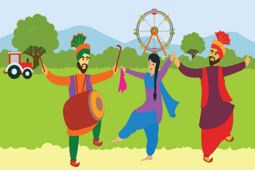 An insight into the places that celebrate Lohri, the harvest festival
