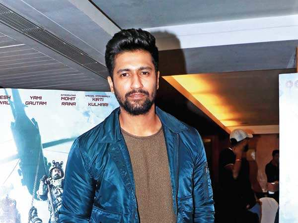 Vicky Kaushal: Secularism is something we need to learn from the Indian Army - Times of India