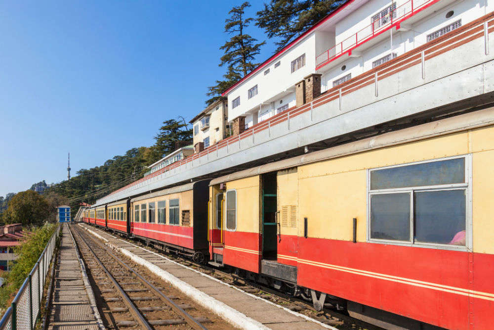 IRCTC's latest gift: free Wi-Fi on all Kalka-Shimla rail stops