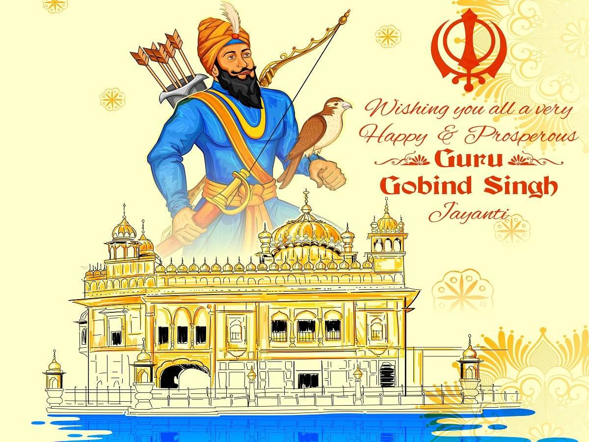 Image result for guru gobind singh jayanti