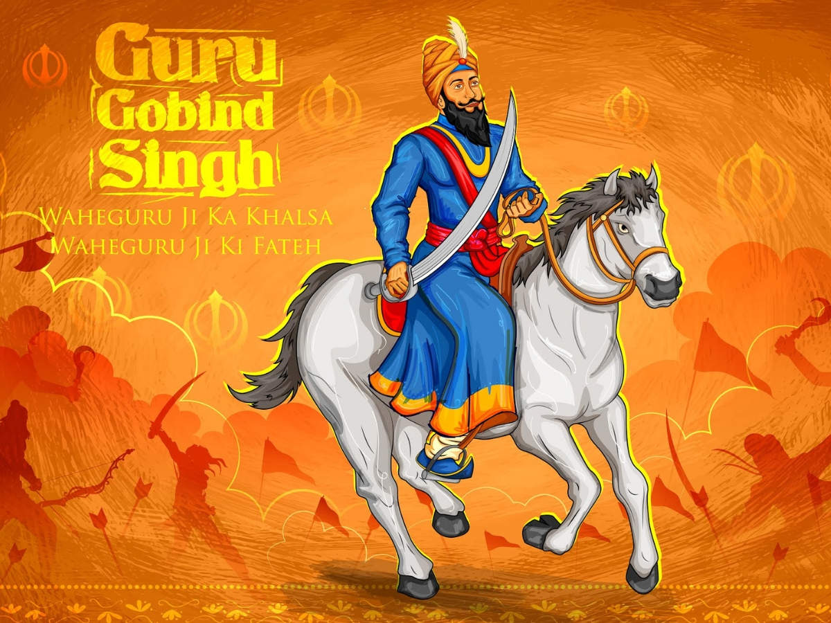 Happy Guru Gobind Singh Jayanti 2019: Gurpurab Images ...