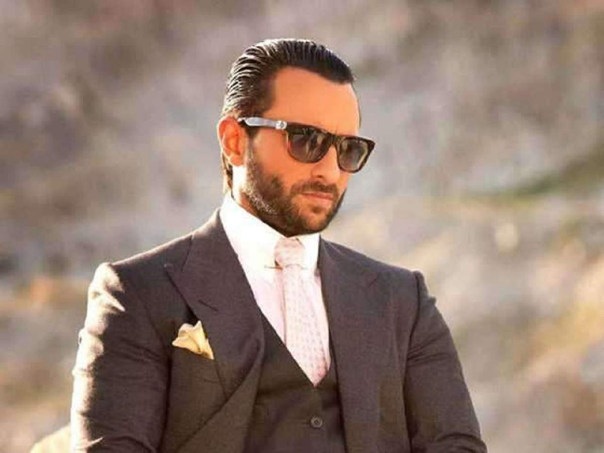 Saif Ali Khan to join the franchise of 'Race' once again? - Times of India