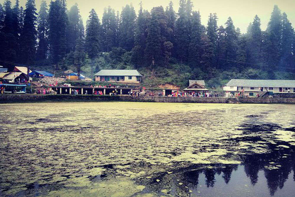 Mysterious Kamrunag Lake in Himachal where unknown treasure is stored