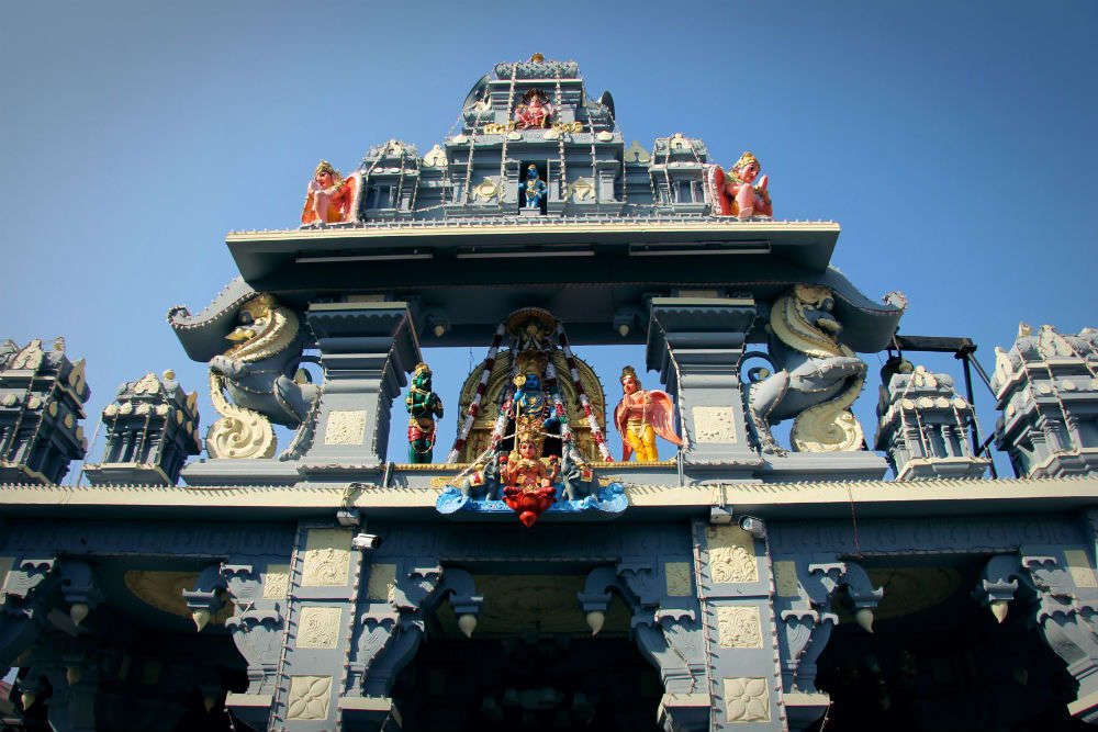 Udupi becomes the first of its kind in Karnataka to start heli tourism