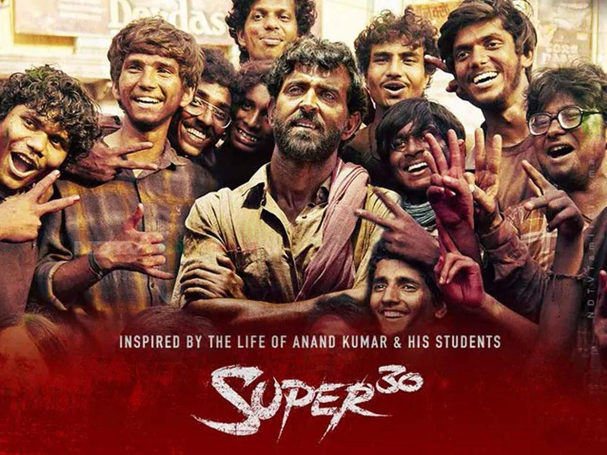 Hrithik Roshan's 'Super 30' gets a new release date - Times of India