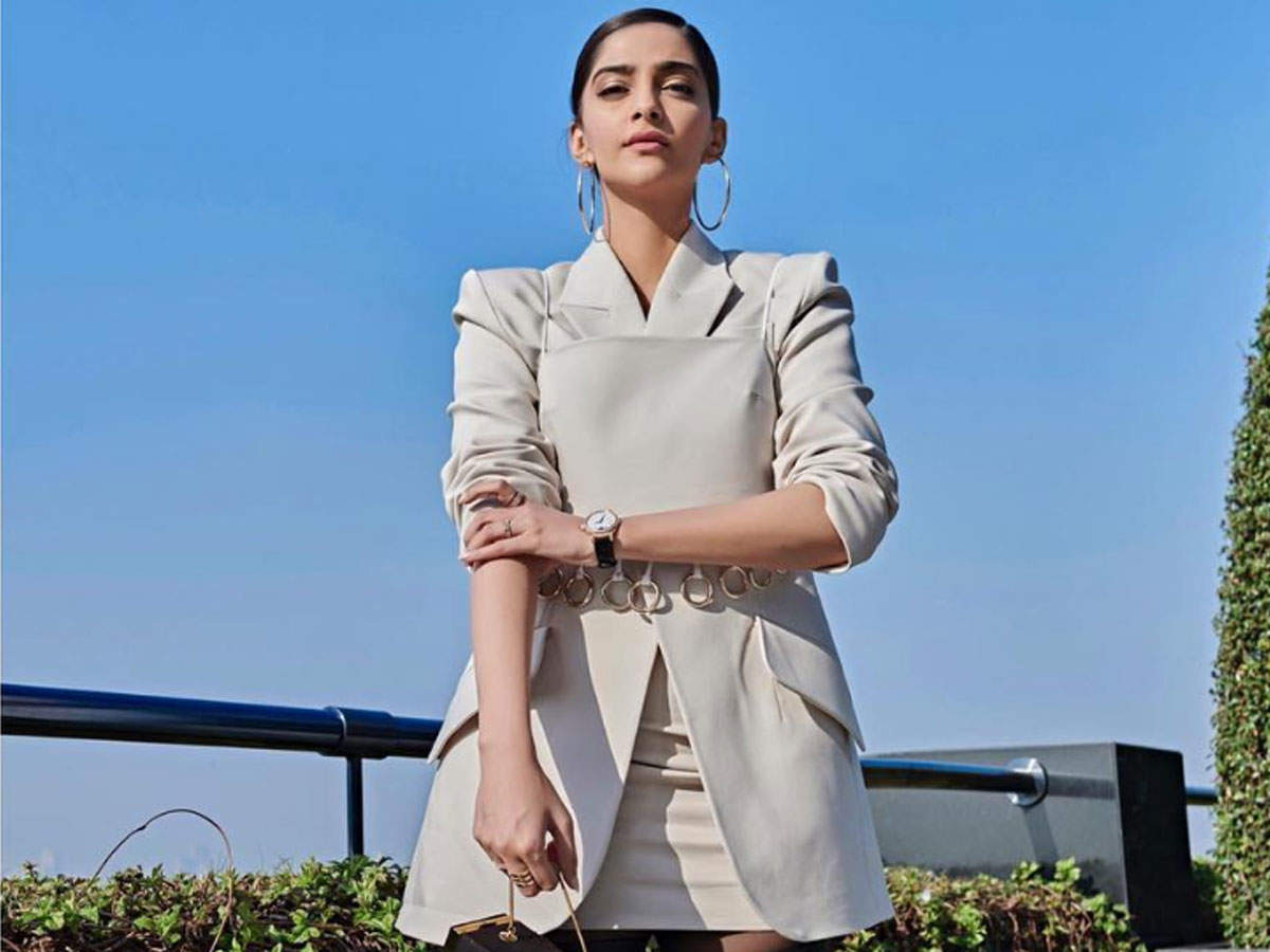 #MeToo: Sonam Kapoor reveals why Bollywood celebrities remained silent on the movement - Times of India