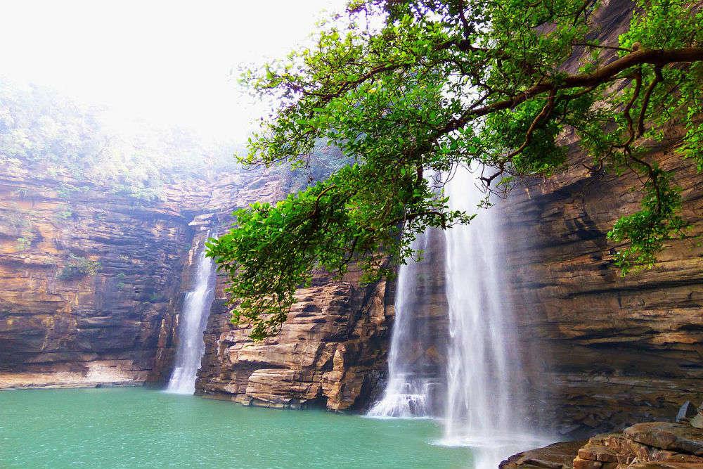 Uttar Pradesh and its least-explored hidden waterfalls