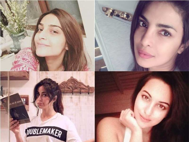 Stunning Bollywood divas and their morning beauty routines