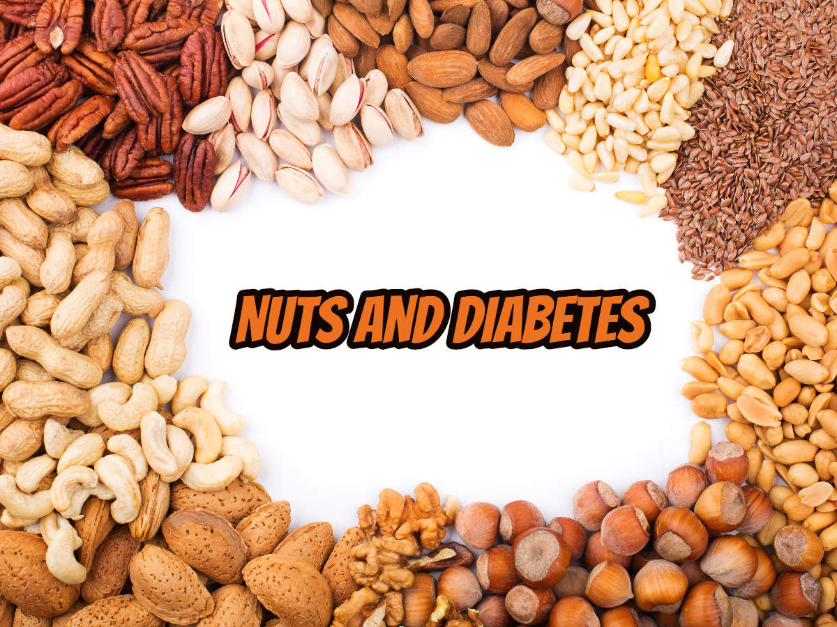 Type 2 Diabetes 5 Nuts For Blood Sugar Control And Weight Loss