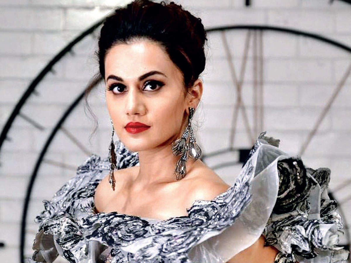 Taapsee on being dropped from Pati, Patni Aur Woh remake