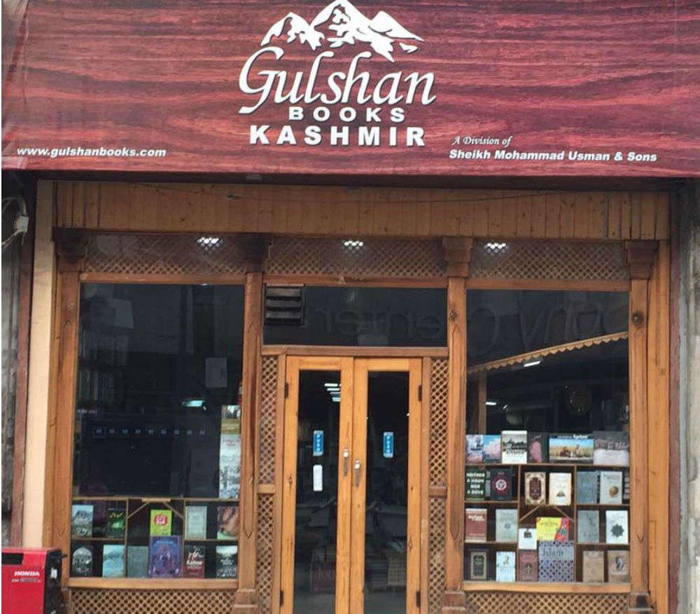 When in Kashmir, take a shikara ride to this book-cafe