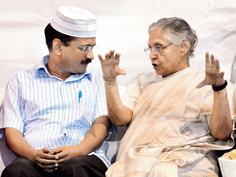 LS polls AAP and Congress refuse alliance in Delhi Punjab and Haryana