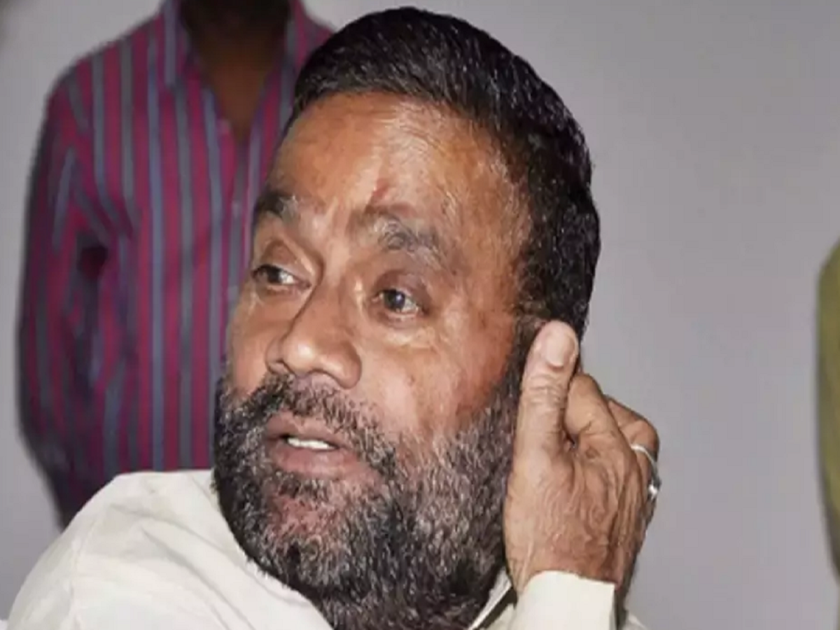 The SP-BSP alliance would not last long BSP-wrap Swami Prasad Maurya