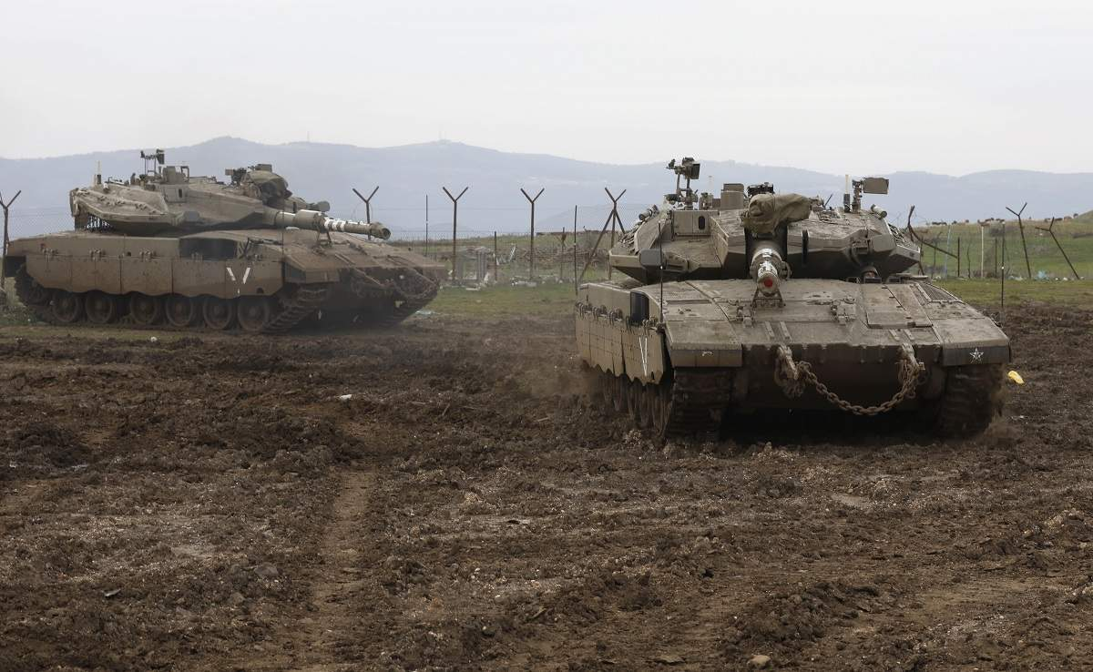 On rare occasions Israel confirms the attack on the Iranian troops in Syria