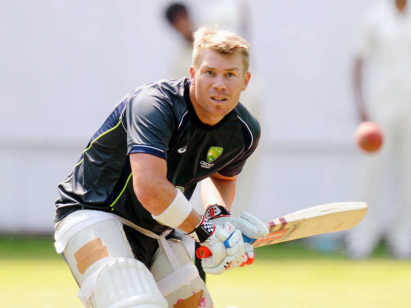 David Warner gets an operation on the injured elbow