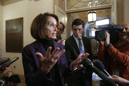 Donald Trump and Pelosi put their heads together again but others see possible paths