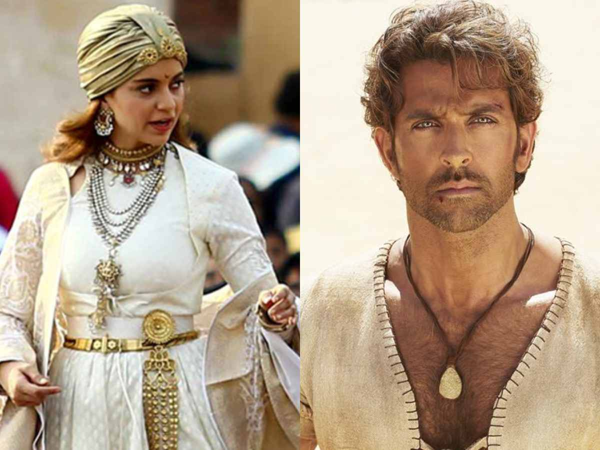 cfd0923480c Kangana Ranaut on Hrithik Roshan s  Mohenjo Daro   Who saw that film ...