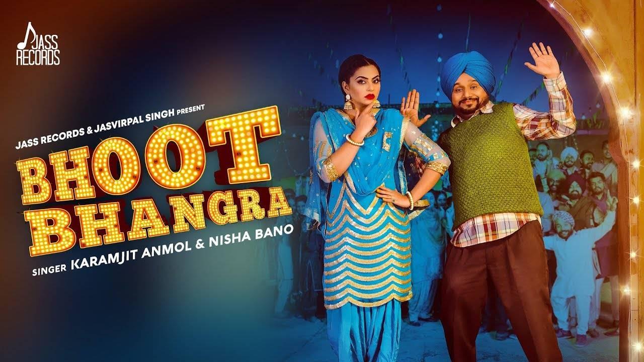 Latest Punjabi Song Bhoot Bhangra Sung By Karamjit Anmol