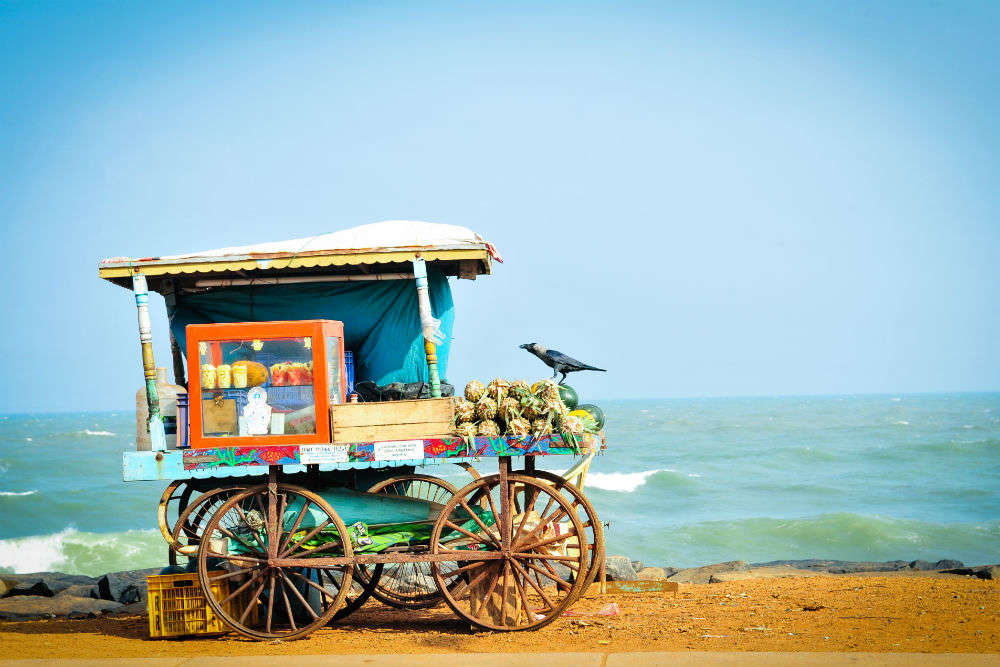 I visited Pondicherry for 6 days for just INR 15,000, and this is what all I did!