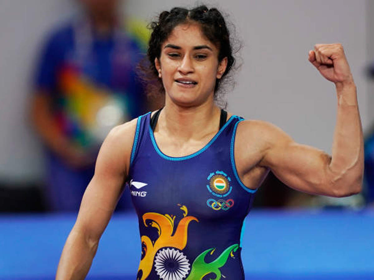 Do not mind being arrogant Vinesh Phogat