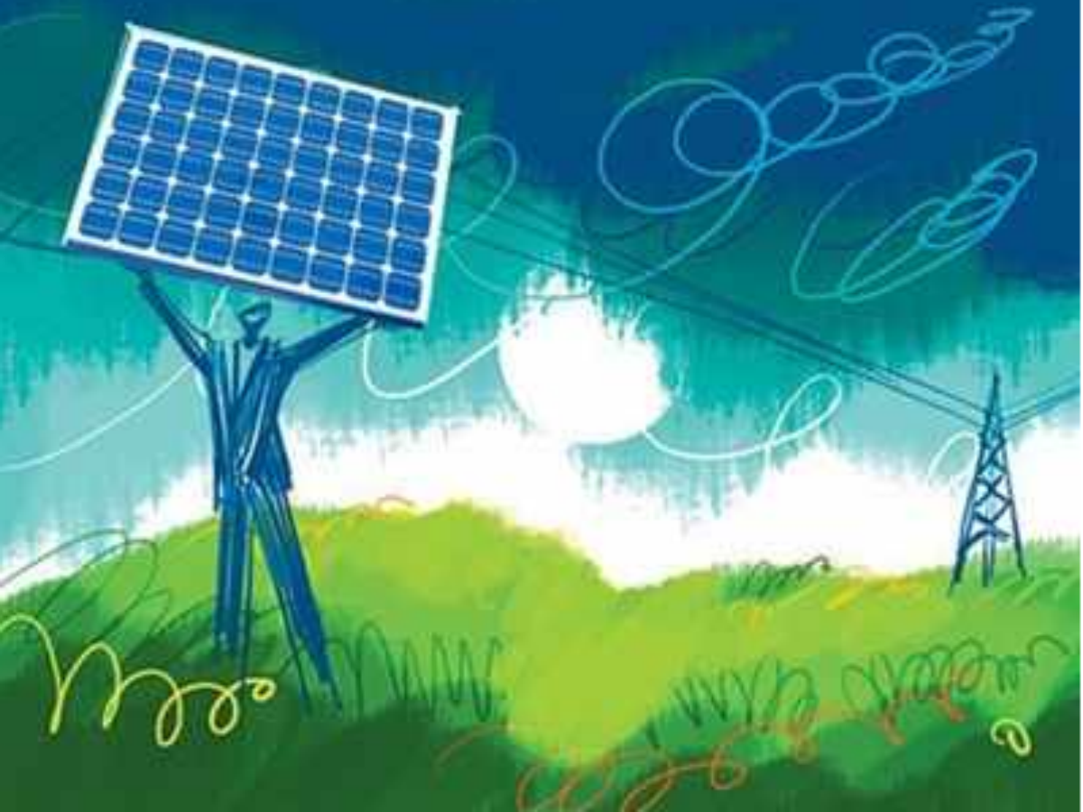CSEs analysis of  State of the renewable energy sector in India