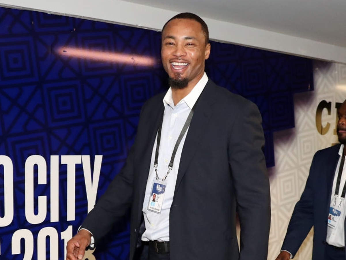 NBA champion Rashard Lewis for a visit to India