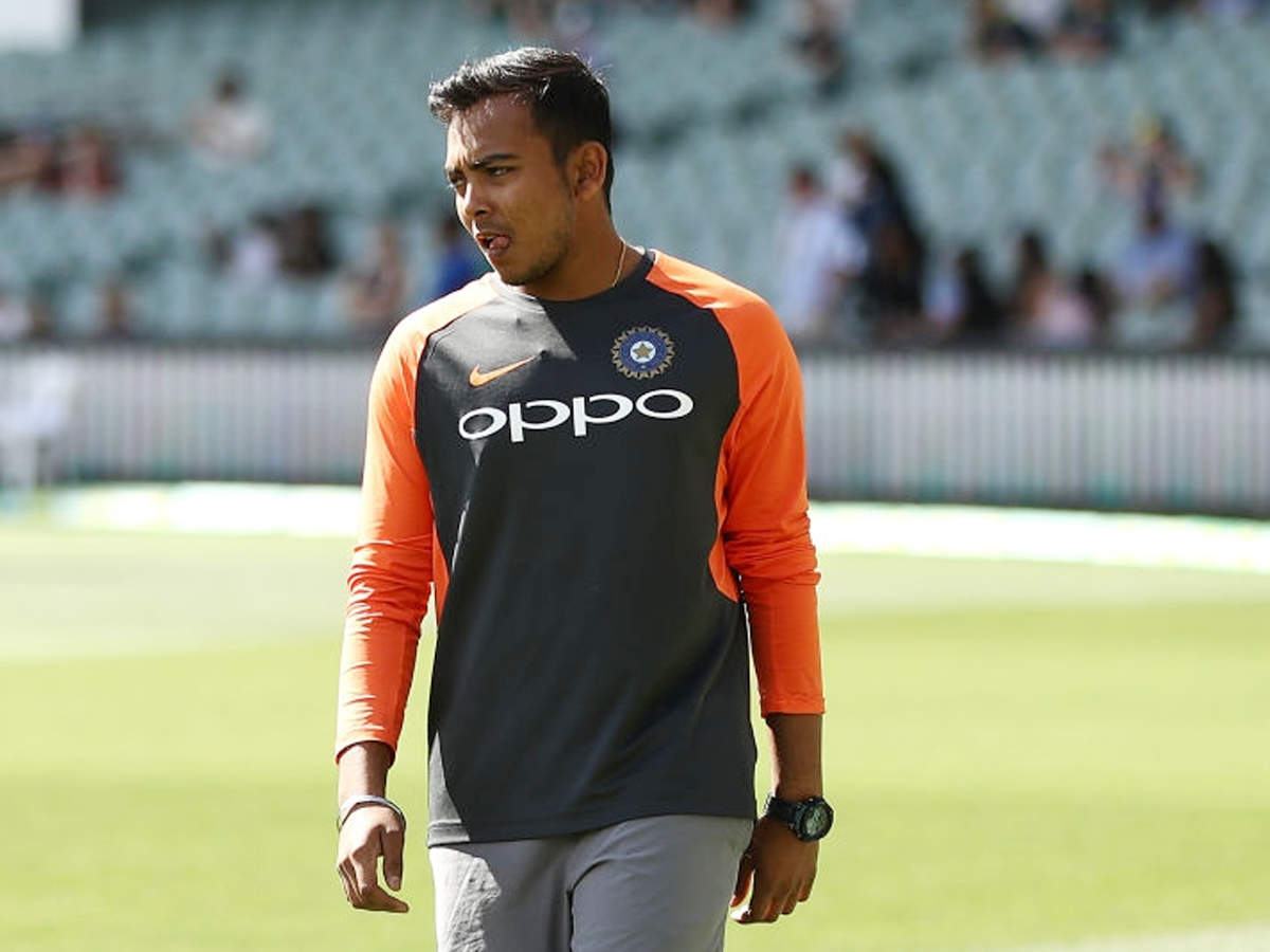 I will be fit for IPL Prithvi Shaw says