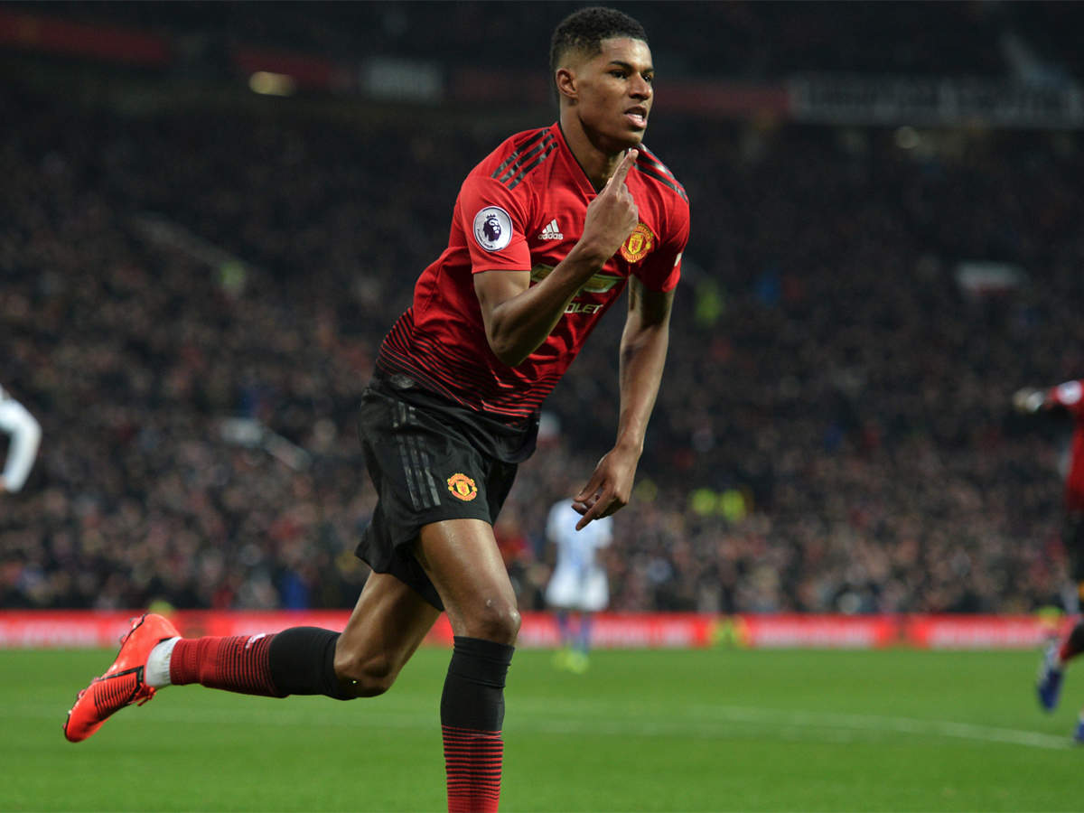 Rashford on the same level as Ronaldo Rooney Solskjaer