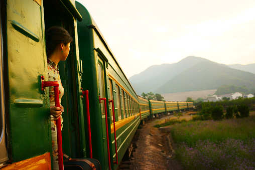 A train from India to Nepal, time for a new experience soon