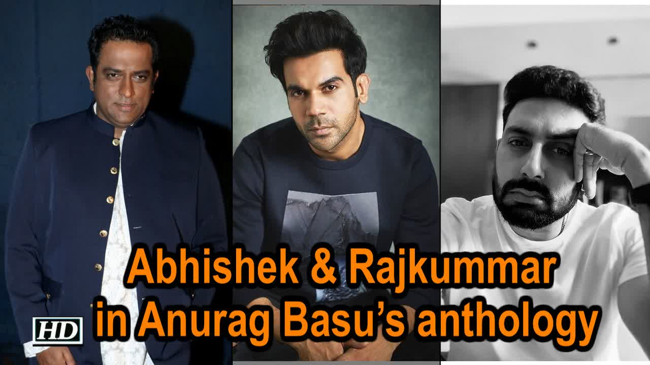 abhishek-bachchan-and-rajkummar-rao-to-work-in-anurag-basus-anthology