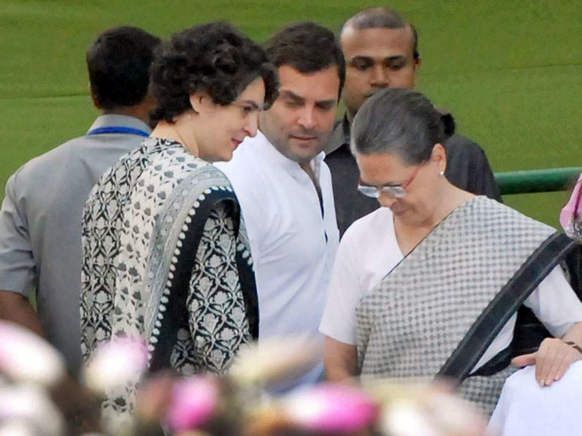 Sonia Gandhi's Rae Bareli seat may go to daughter Priyanka Gandhi ...