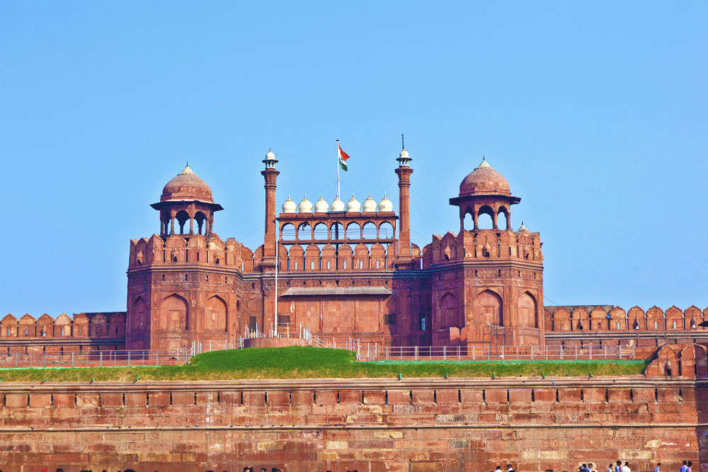 Hotels near Red Fort in Delhi