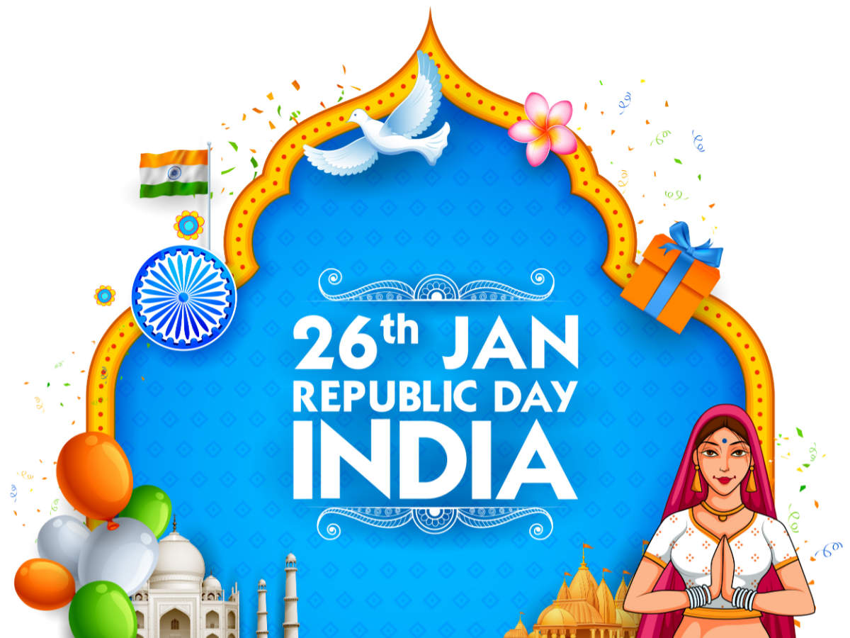 Happy India Republic Day 2020: Images, Cards, Greetings ...