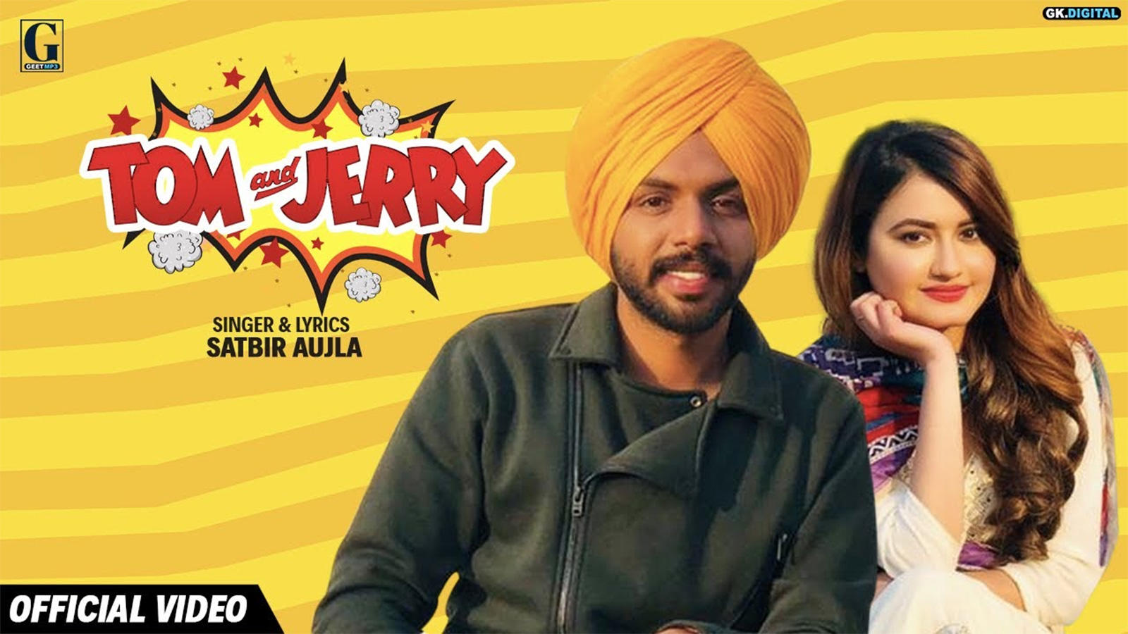 Latest Punjabi Song Tom And Jerry Sung By Satbir Aujla | Punjabi Video Songs  - Times of India