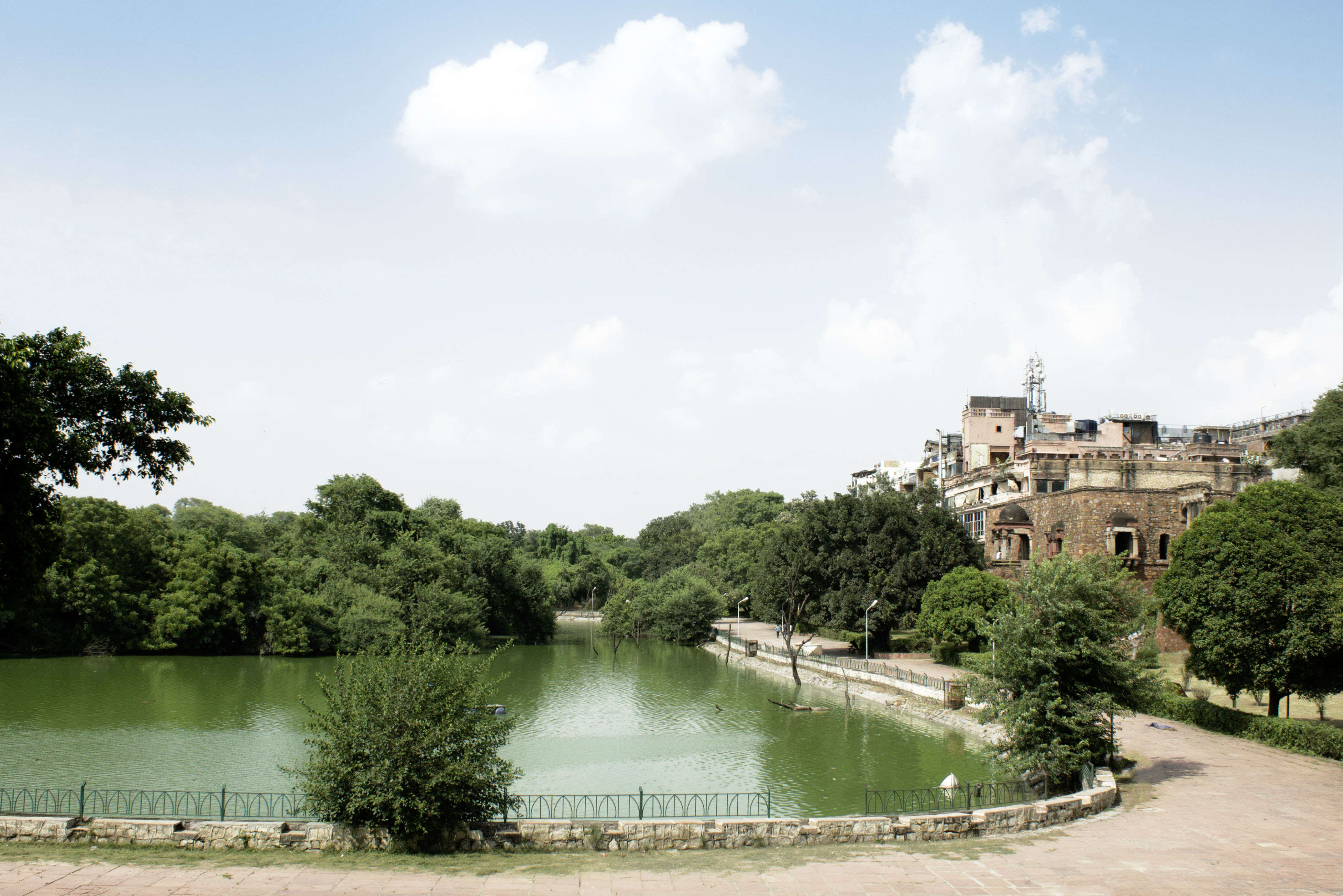 A trip to Hauz Khas monuments would now require an entry fee