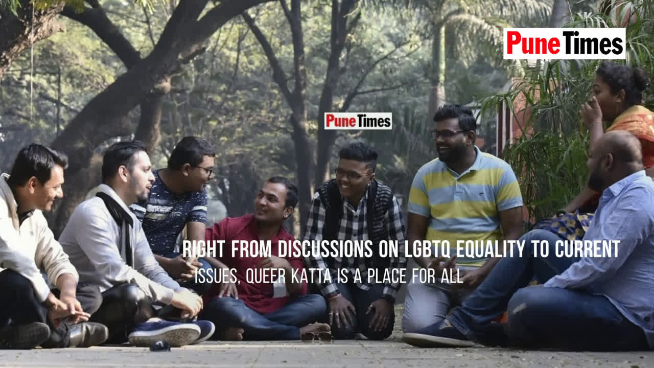 Pune's LGBTQ+ have a katta of their own