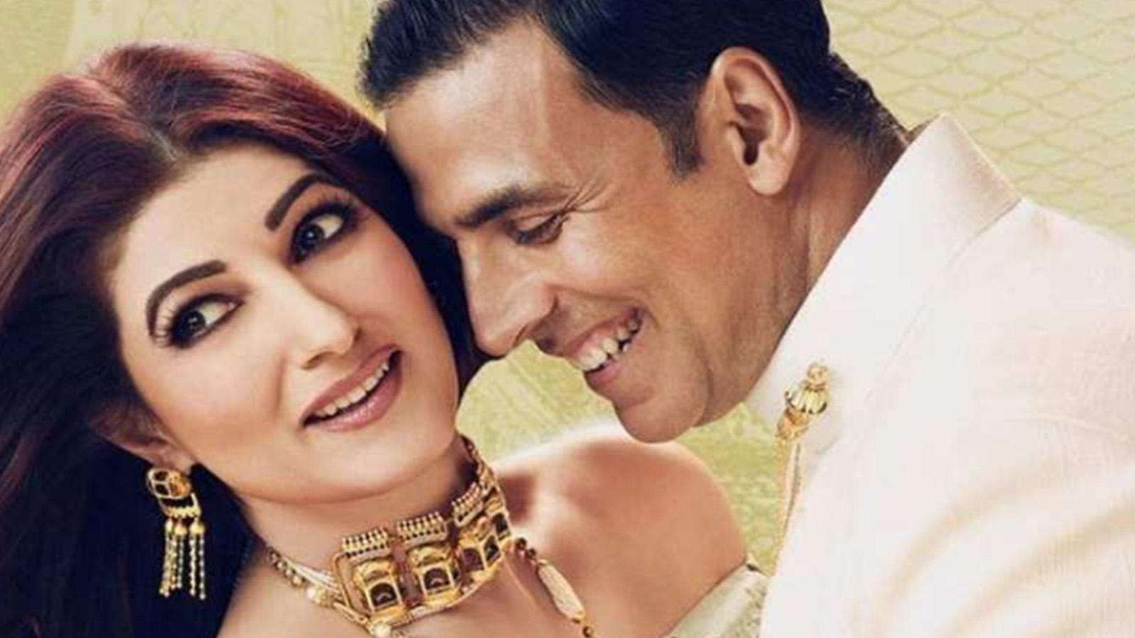 Twinkle Khanna on why she agreed to marry Akshay Kumar
