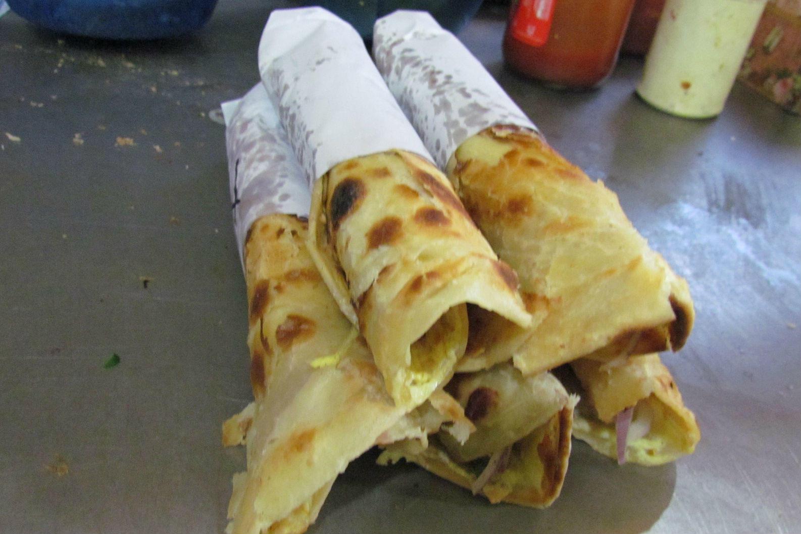 Kolkata Kathi Rolls – the top rolls in the city